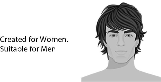 suitable for men