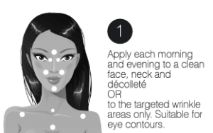 How to use step1 infinity serum 3d sculpt